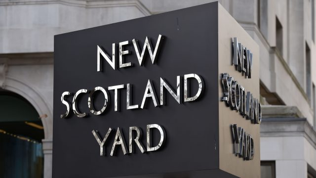 Scotland Yard has examined 33 bridges in London