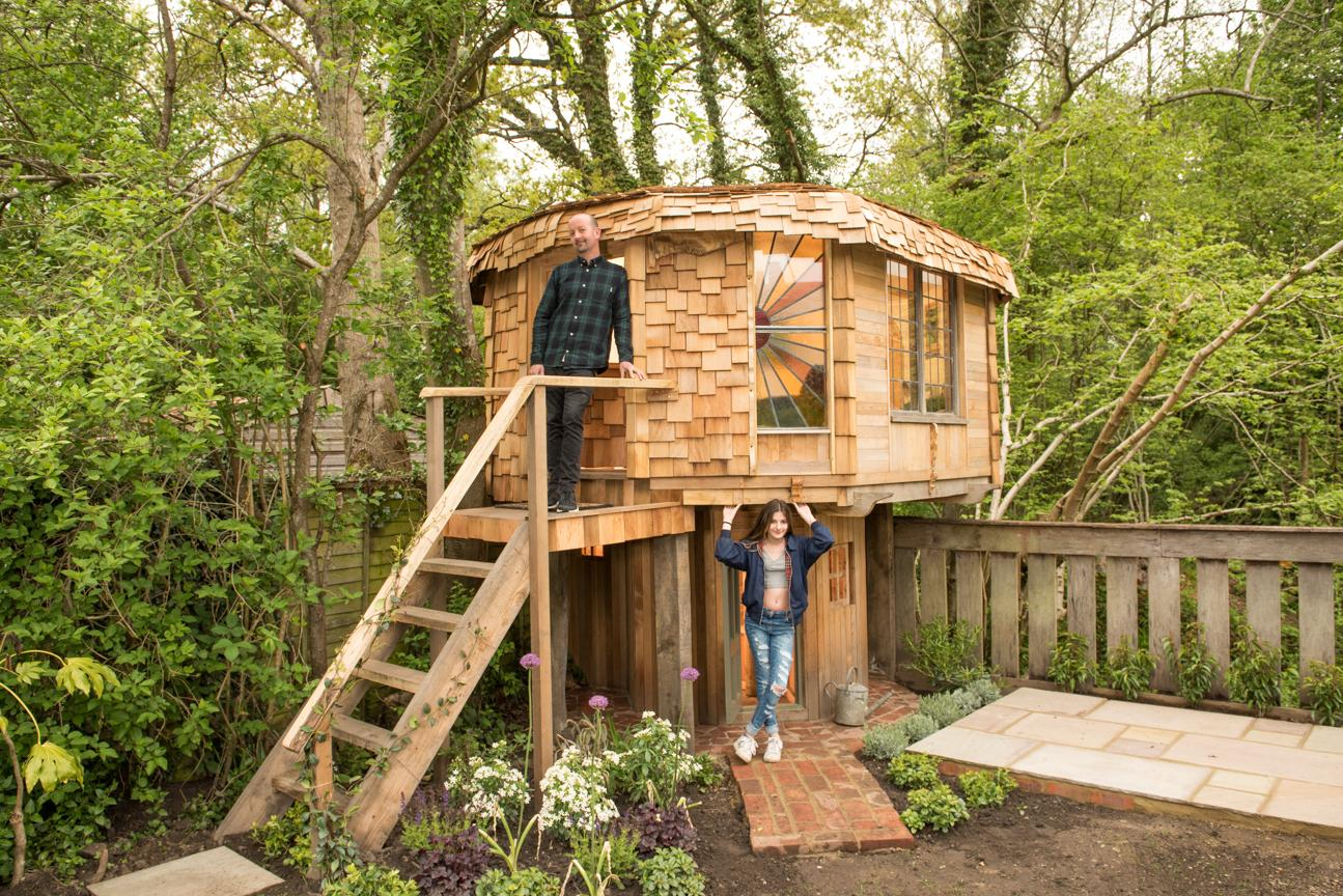 First winners chosen in shed of the year competition the irish news - Sheds for small spaces property ...