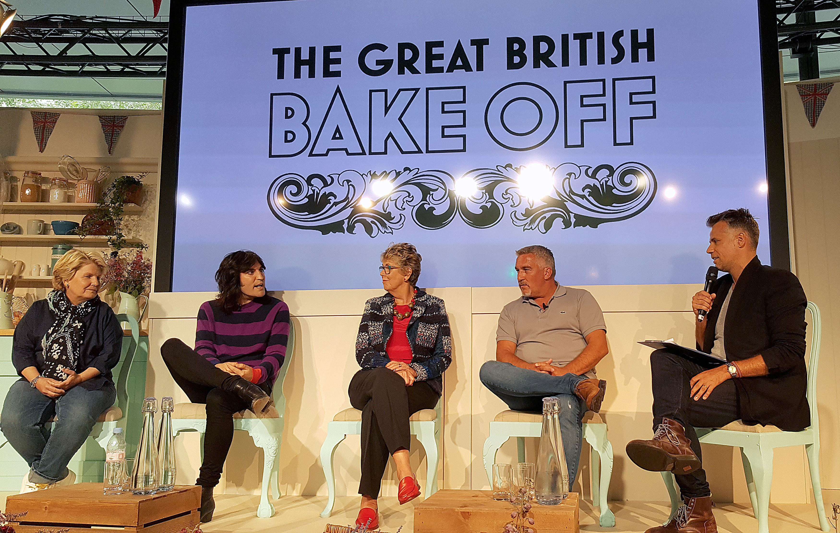 TV critics say The Great British Bake Off 'recipe remains ...