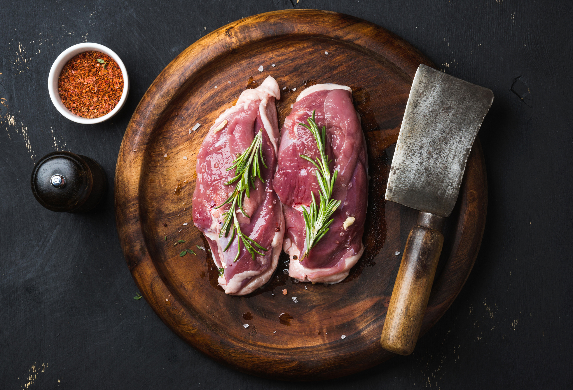 Fatty meat like duck is encouraged on the diet (Thinkstock/PA)