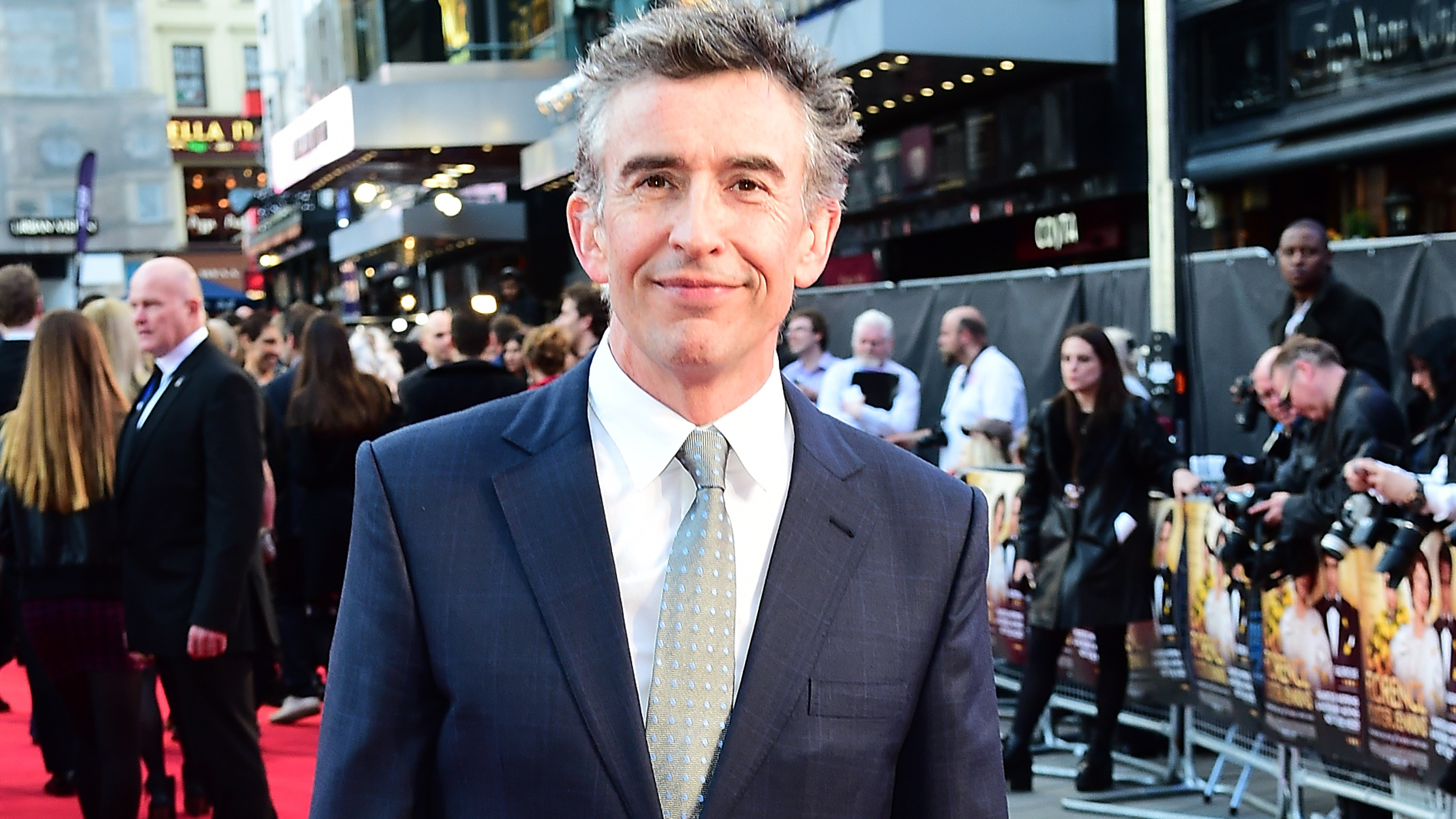 Steve Coogan (Ian West/PA)