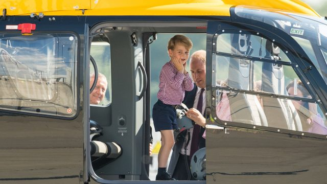 The prince will learn art, ballet, drama, ICT, French, music and physical education at the Lower School