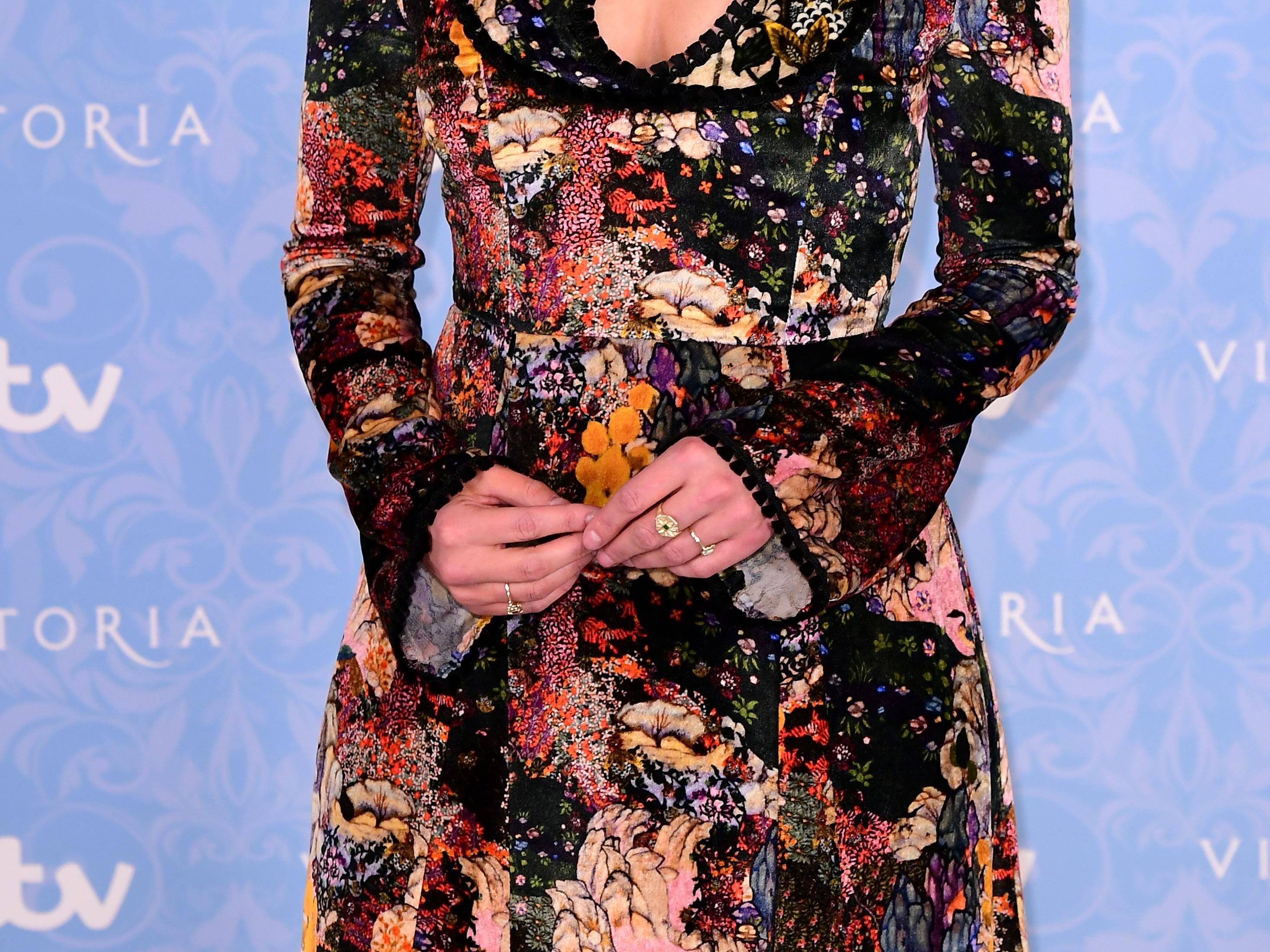 Jenna Coleman.