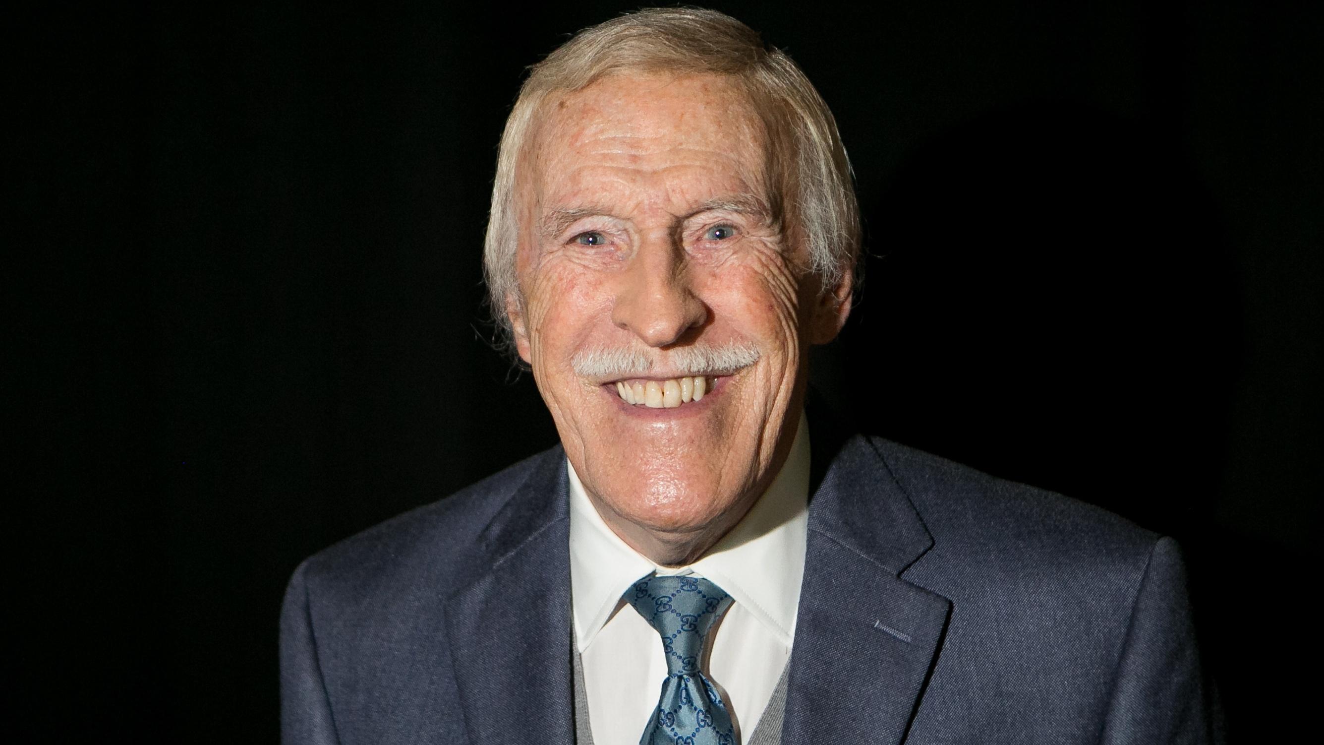 Sir Bruce Forsyth (Daniel Leal-Olivas/PA)