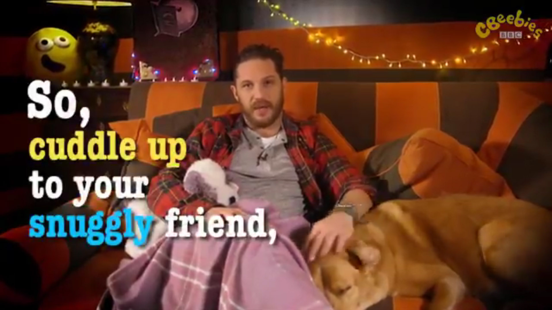 Dolly Parton follows in Tom Hardy's footsteps with CBeebies Bedtime Stories stint