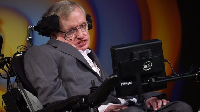 Stephen Hawking believes the Government is taking the health service towards a US-style insurance system
