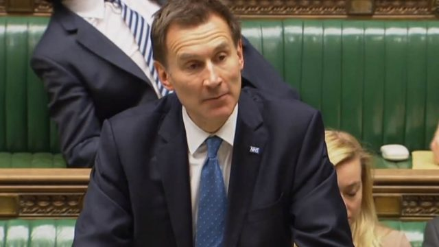 Jeremy Hunt has offered to meet Stephen Hawking and discuss the matter further