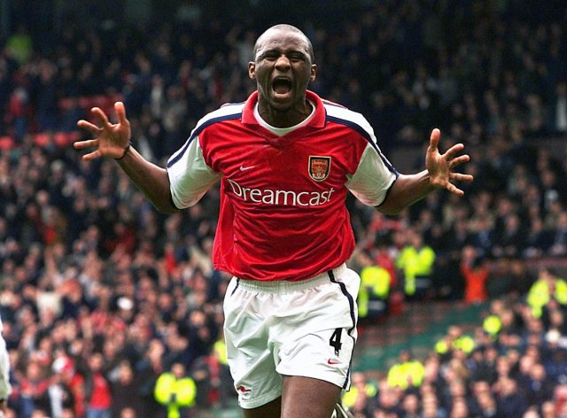 discount 9fb19 053c9 Patrick Vieira believes MLS quality can soar as he relishes ...