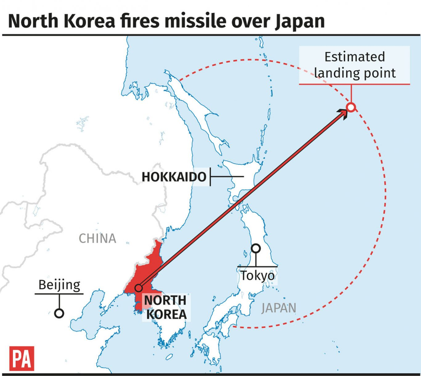 Alarm in Japan over 'provocation'