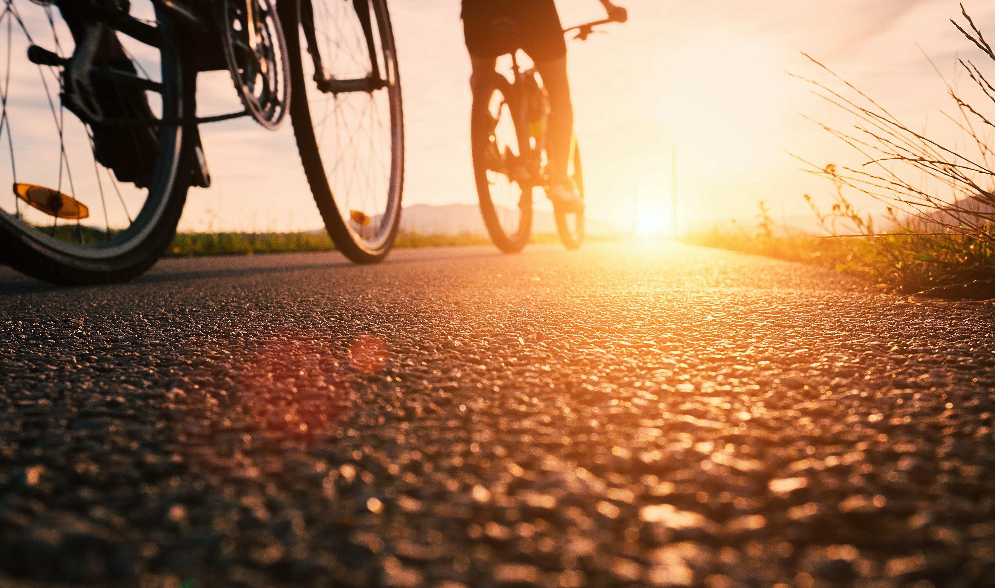 Bike wheels (Solovyova/Thinkstock)