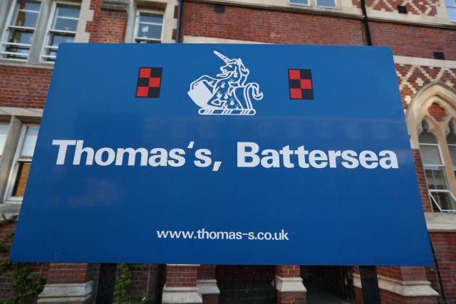 Thomas's Battersea in London