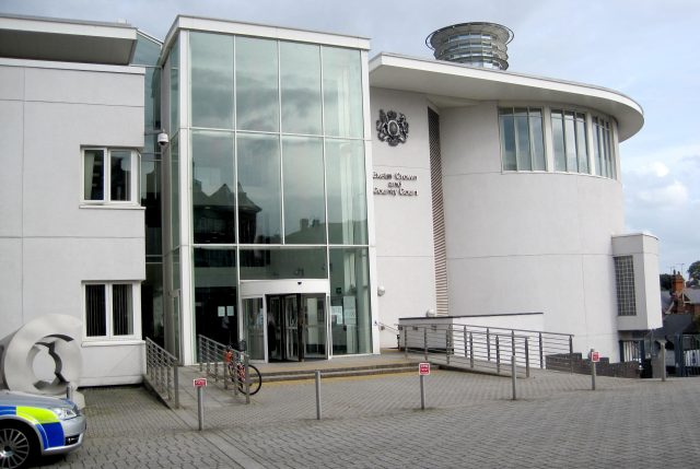 Jacob Khanlarian pleaded guilty to five counts of supplying drugs at Exeter Crown Court (David Wilcock/PA)