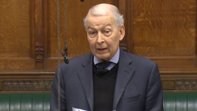 Frank Field has hit out at Sir Philip Green for issuing