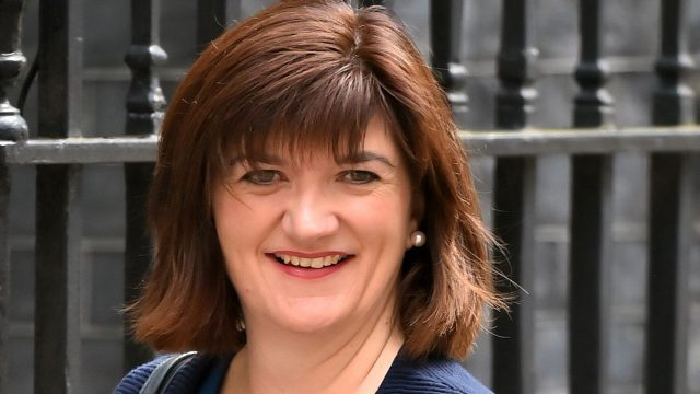 Nicky Morgan said it would be difficult for Theresa May to to lead the party into the next election