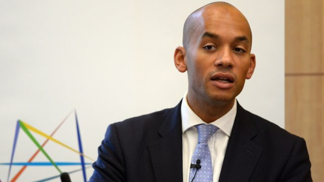 Chuka Umunna led calls from cross-party MPs for the Government to permanently remain in the customs union
