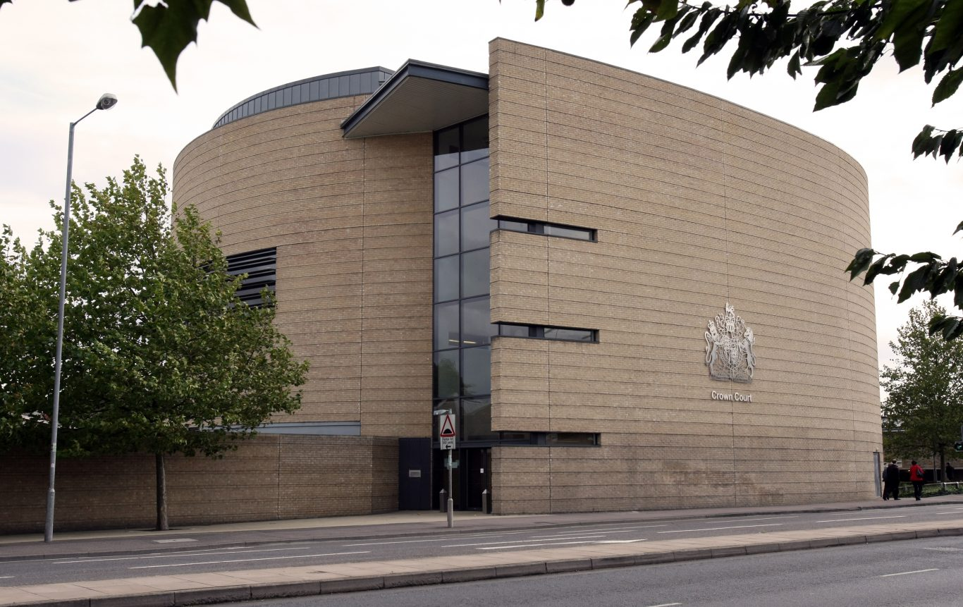 Cambridge Crown Court (Chris Radburn/PA)
