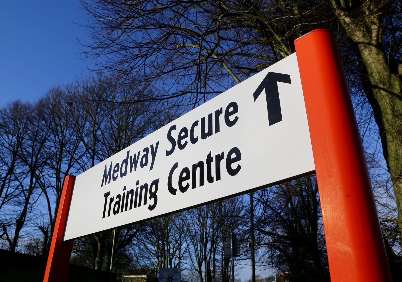 The Medway Secure Training Centre run by G4S in Rochester, Kent (Gareth Fuller/PA)