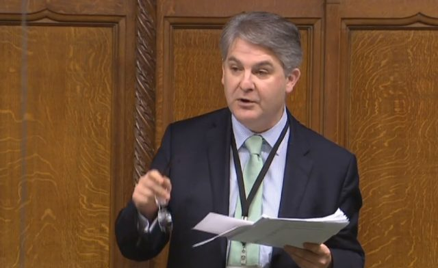 Philip Davies, the Tory MP for Shipley. (PA)