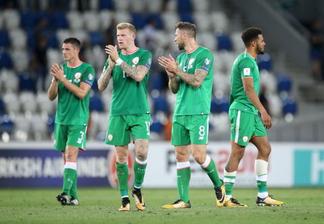 Republic of Ireland players