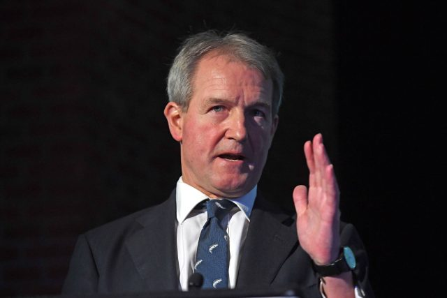 Owen Paterson. (Victoria Jones/PA)
