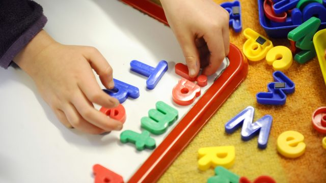 Under the Government's plans, all three and four-year-olds in England will be entitled to 30 free hours of childcare a week