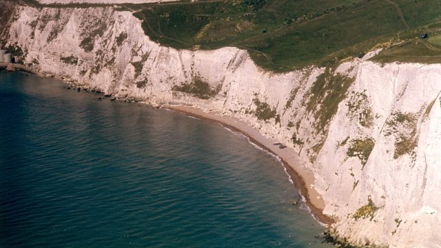 The White Cliffs of Dover are the subject of a protection campaign by the National Trust