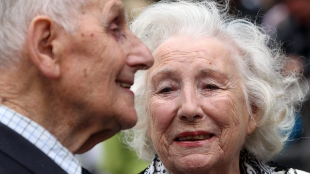 Dame Vera Lynn was known as the Forces Sweetheart because her singing lifted the spirits of British servicemen