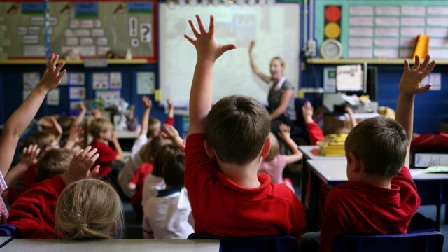 Some teachers claim more than half of new pupils are not ready to take part in lessons