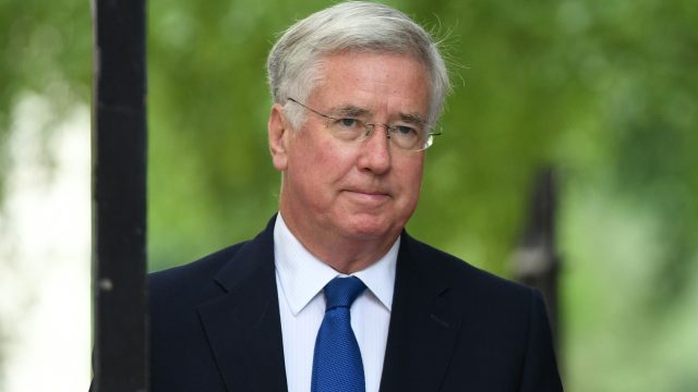 Sir Michael Fallon said the Government fully understands that public sector workers have taken their share of the pain of deficit reduction