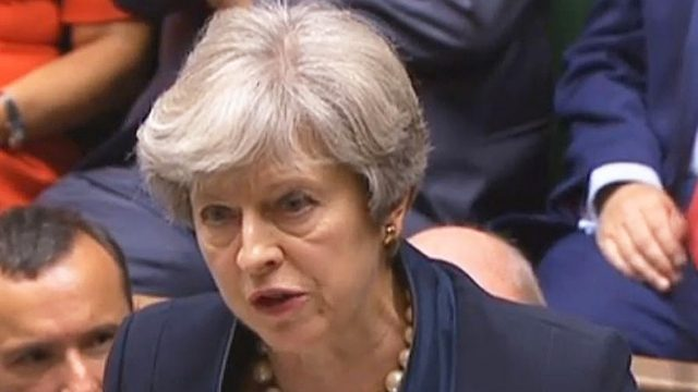 The Prime Minister said she valued the work of all those public sector workers