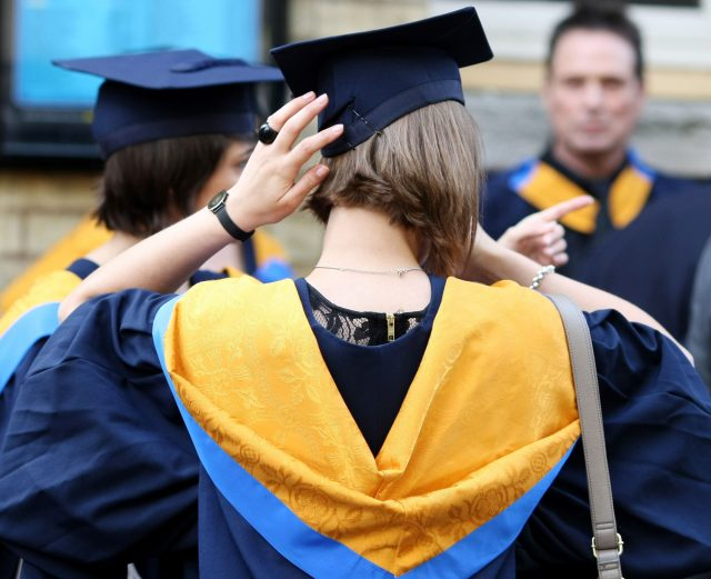 Tuition fees for English universities trebled to a maximum of £9,000 a year in 2012