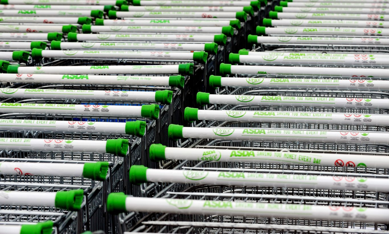 More than one in 10 of Asda's 2,500 head office workers are getting the push (Nick Ansell/PA)
