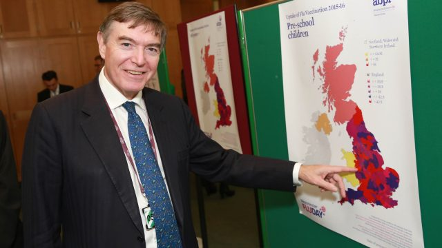 Philip Dunne said that NHS Professionals will remain in public ownership as offers to buy a bulk share were considered to have undervalued it