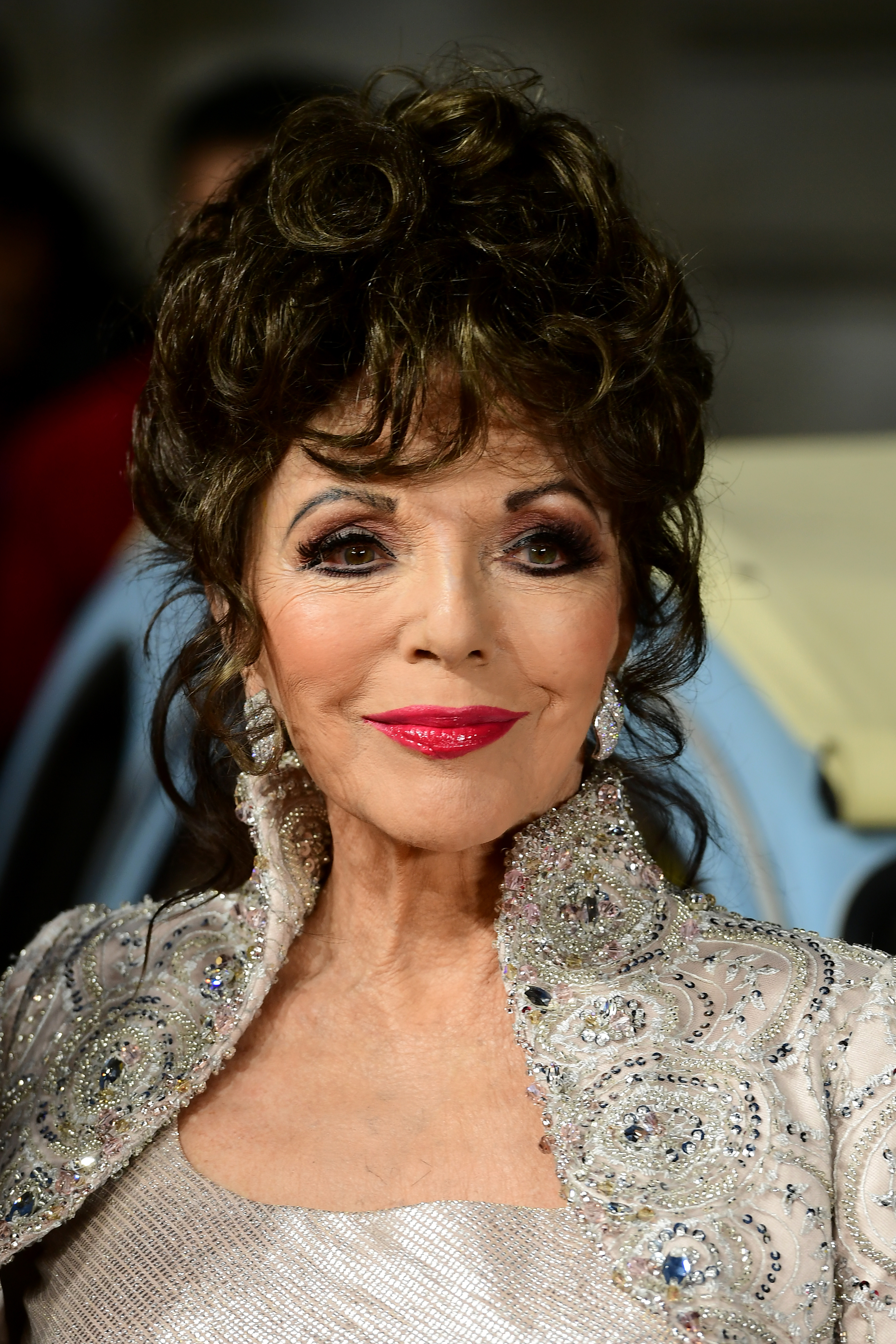 photos of hair styles dame joan collins dismisses s anthony newley 2830