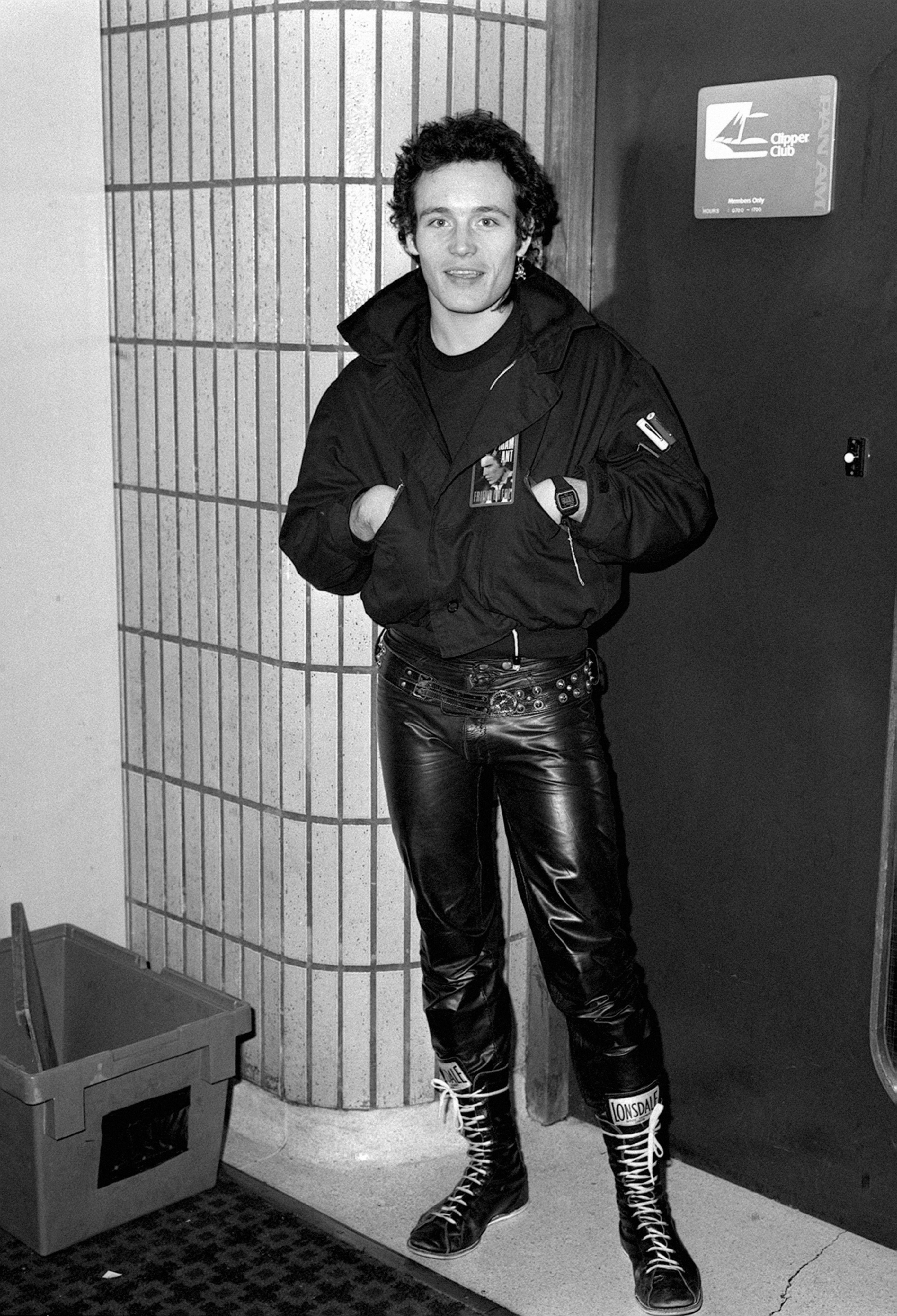 Adam Ant had weirdness, glamour and great cheekbones (PA Archive/PA)