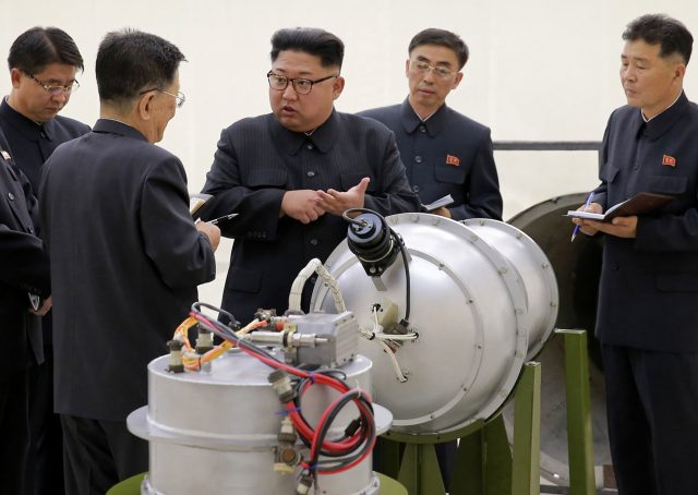 North Korea says Peru throwing 'gas on the fire' of nuclear spat