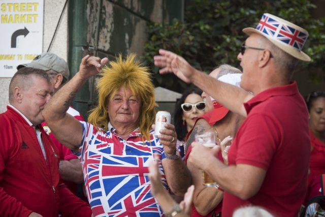 National Day in Gibraltar