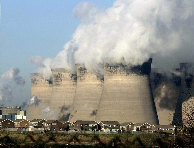 Air pollution causes an estimated 40,000 premature deaths a year in the UK