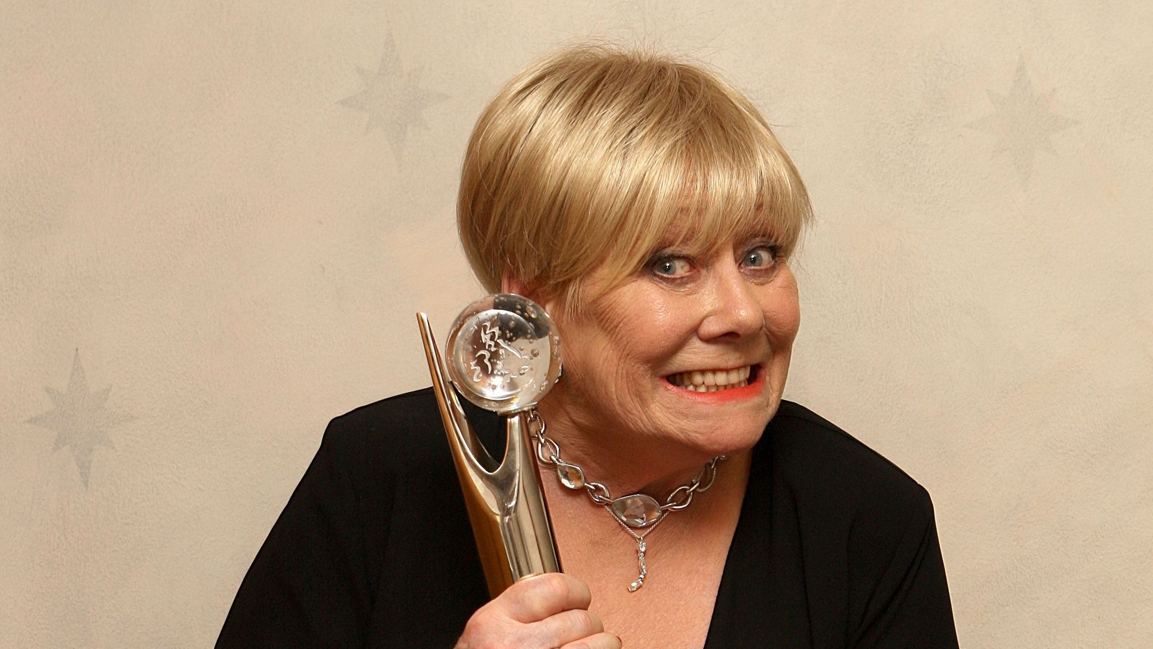 Liz Dawn (Ian West/PA)