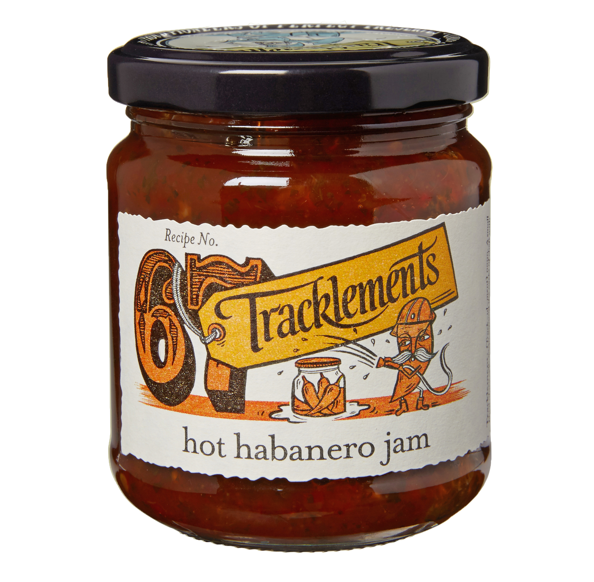 Tracklements Hot Habanero Jam (Tracklements/PA)