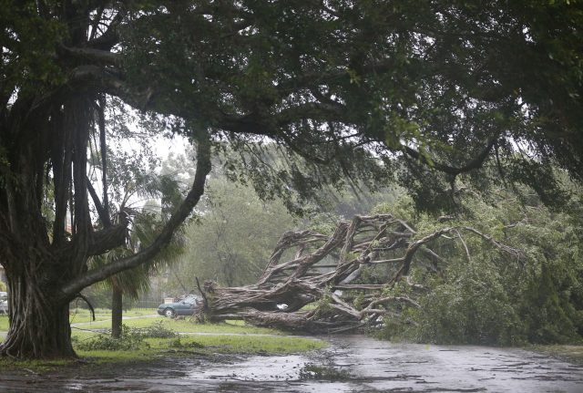 Hurricane Irma shifts west but could bring rain and tornadoes to NC