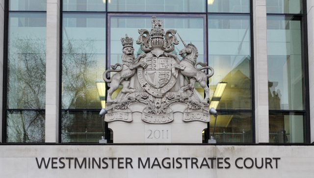 Westminster Magistrates' Court