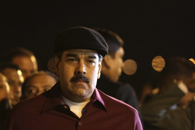 Maduro to accept talks with Venezuela opposition