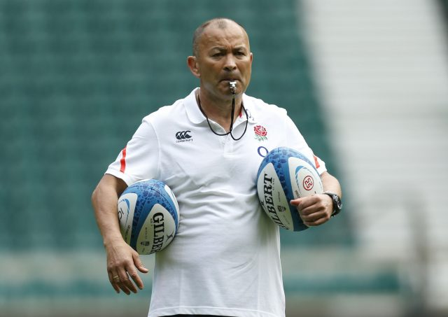 Eddie Jones' England side will meet the All Blacks in November 2018