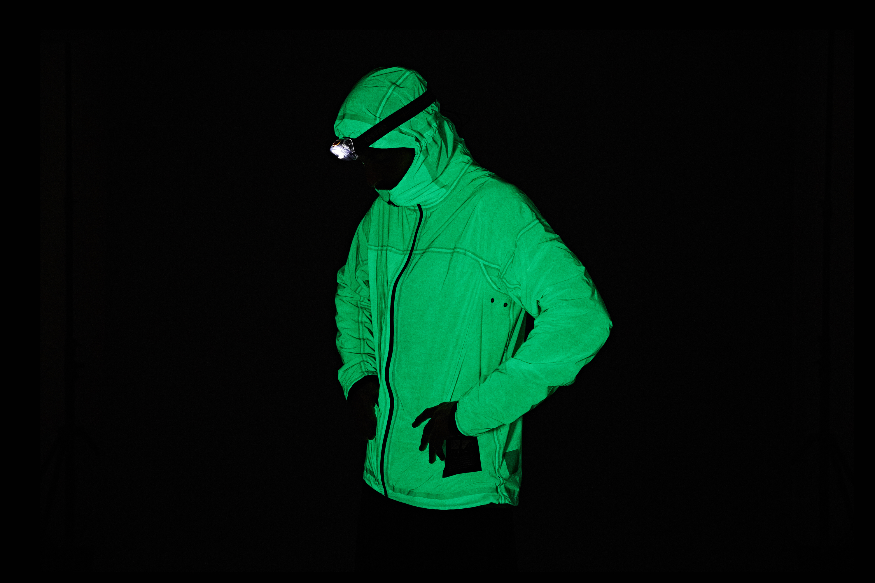 The Solar Charged Jacket from Vollebak (Sun Lee/Vollebak)