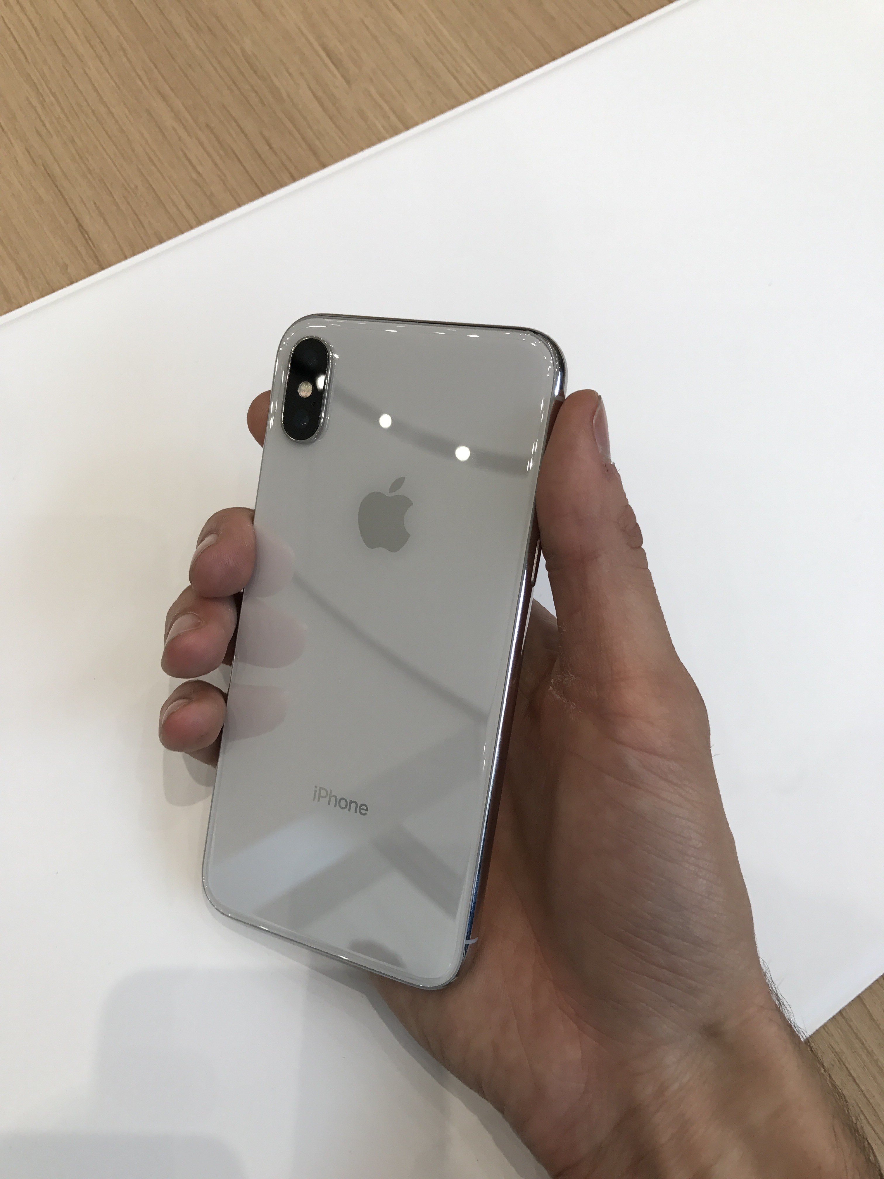 release date d749c 678c5 iPhone X: A first look at Apple's £1,000 flagship phone | Bailiwick ...