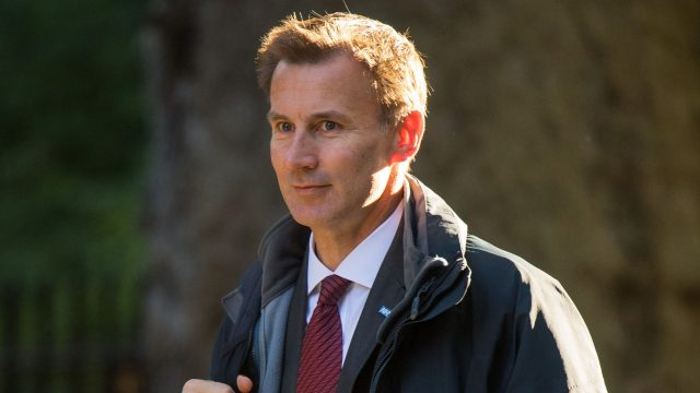 Health Secretary Jeremy Hunt has pledged to build an NHS
