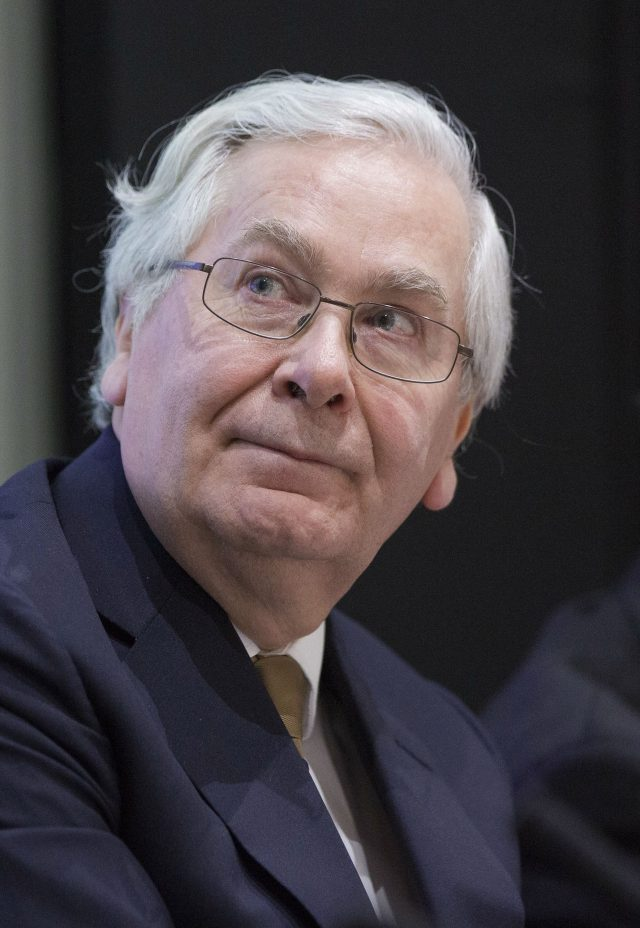 Lord King said he was not 'terribly impressed' by the UK's fallback position in the Brexit negotiations