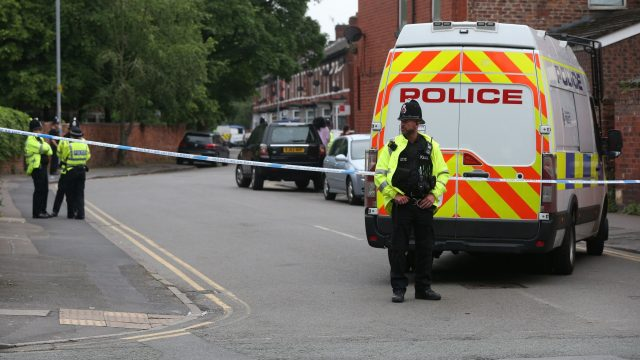 23 people were arrested in connection with the bomb at Manchester Arena