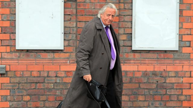 Michael Mansfield QC wasn't allowed to make a request on behalf of the survivors